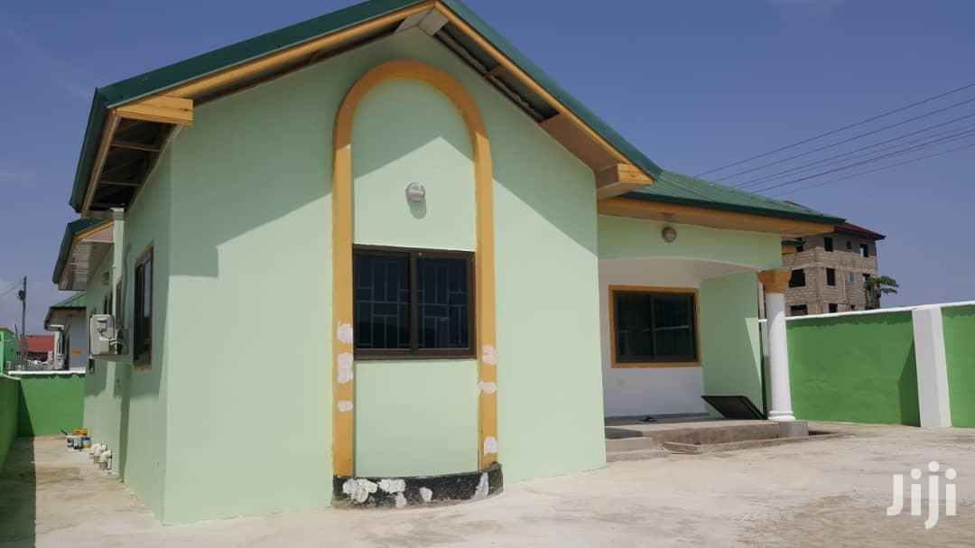 Newly Built 2 Bedroom Self Compound House For Sale