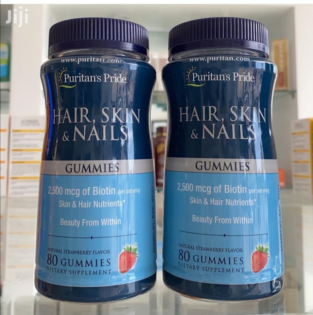 Puritan's Pride Hair, Skin and Nails Vitamins