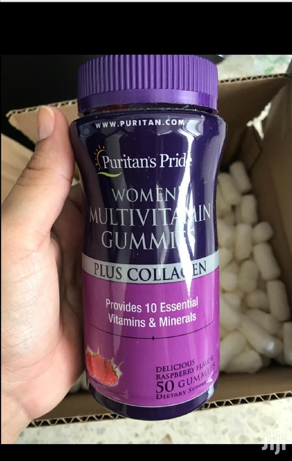 Puritan's Pride Women Multi Vitamin Collagen