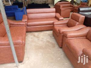 Leather Sofas | Furniture for sale in Nungua, Teshie-Nungua Estates