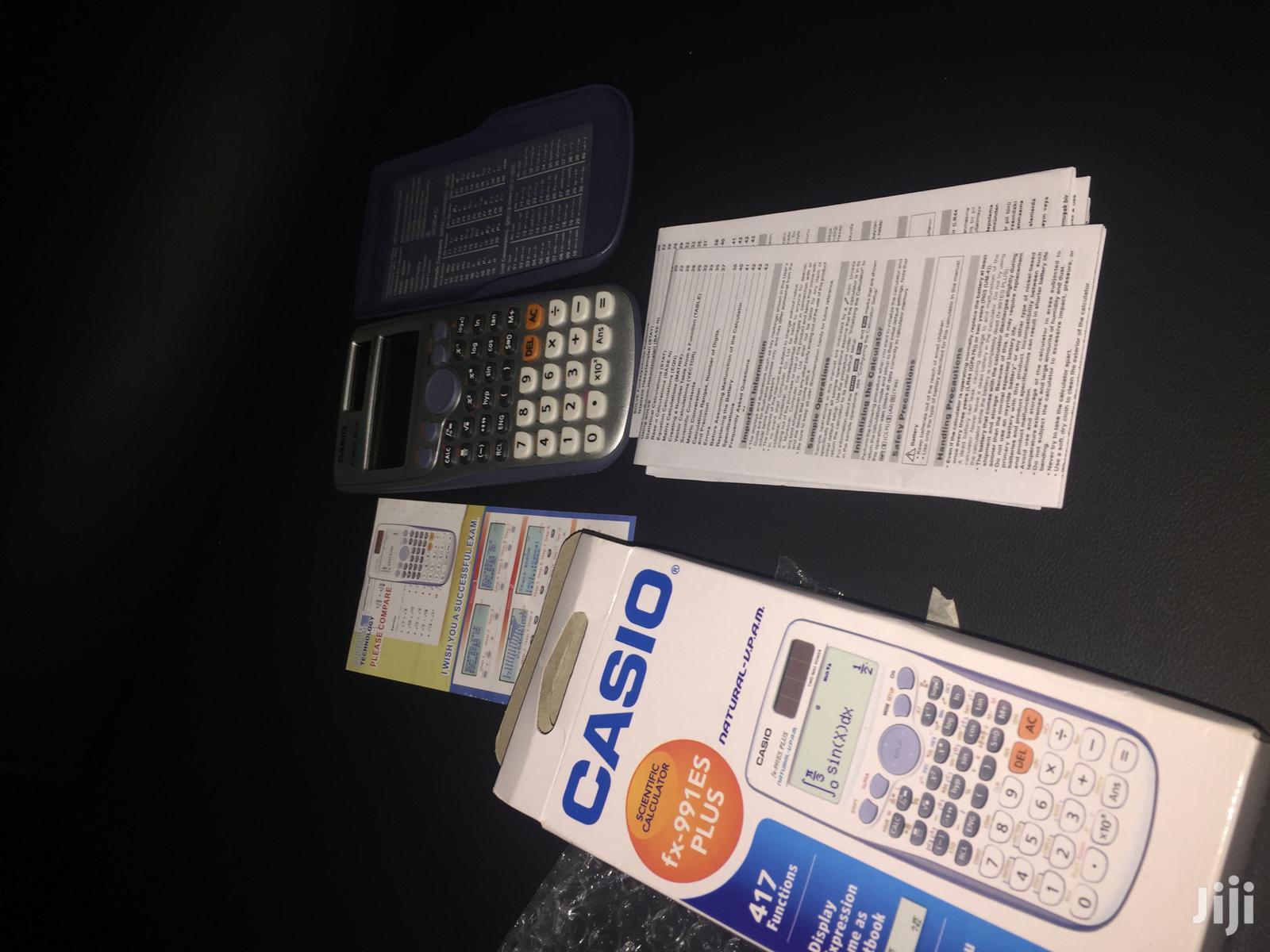 Archive: Scientific Casio Calculator
