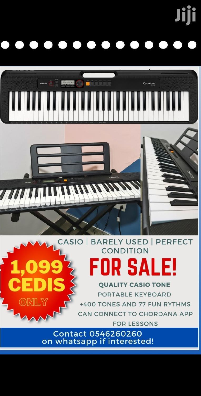 Archive: Casio Tone Keyboard Piano