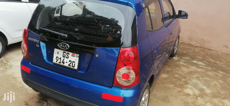 Archive: Kia Picanto 1.1 EX 2011 Blue