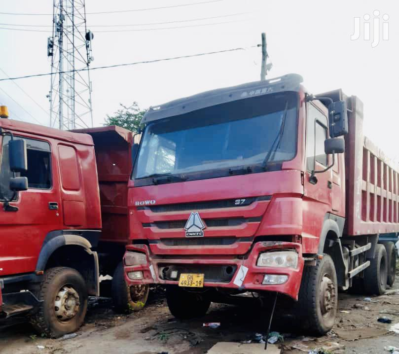 Archive: Howo Dump/ Tipper Truck for Sale