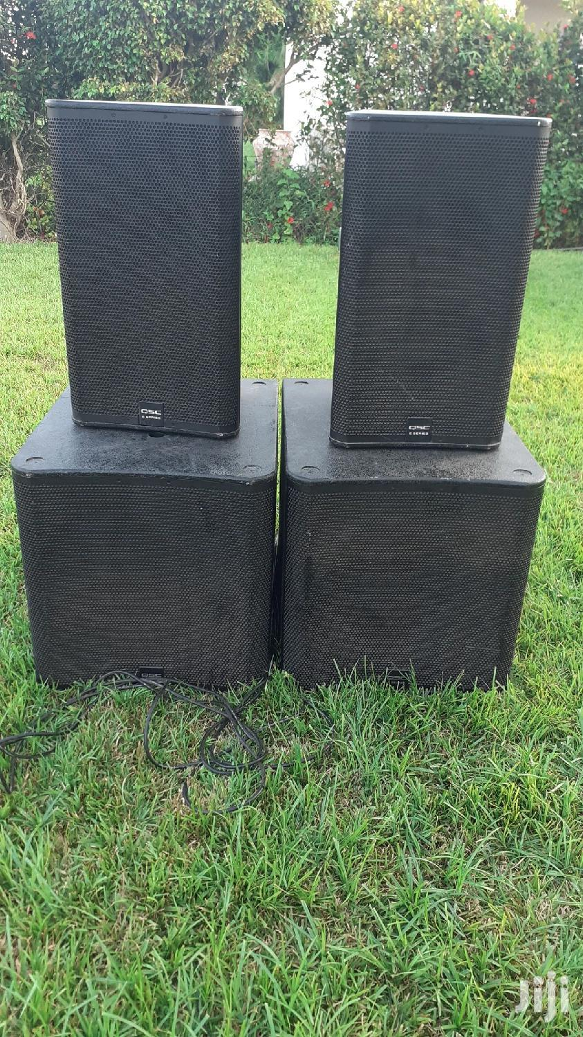Spinning Sound System | Audio & Music Equipment for sale in Alajo, Greater Accra, Ghana
