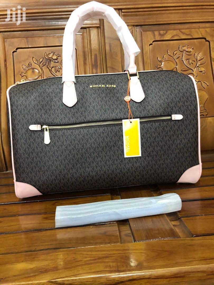 Archive: Michael Kors Travel Bag (Unisex) Available for Grabs