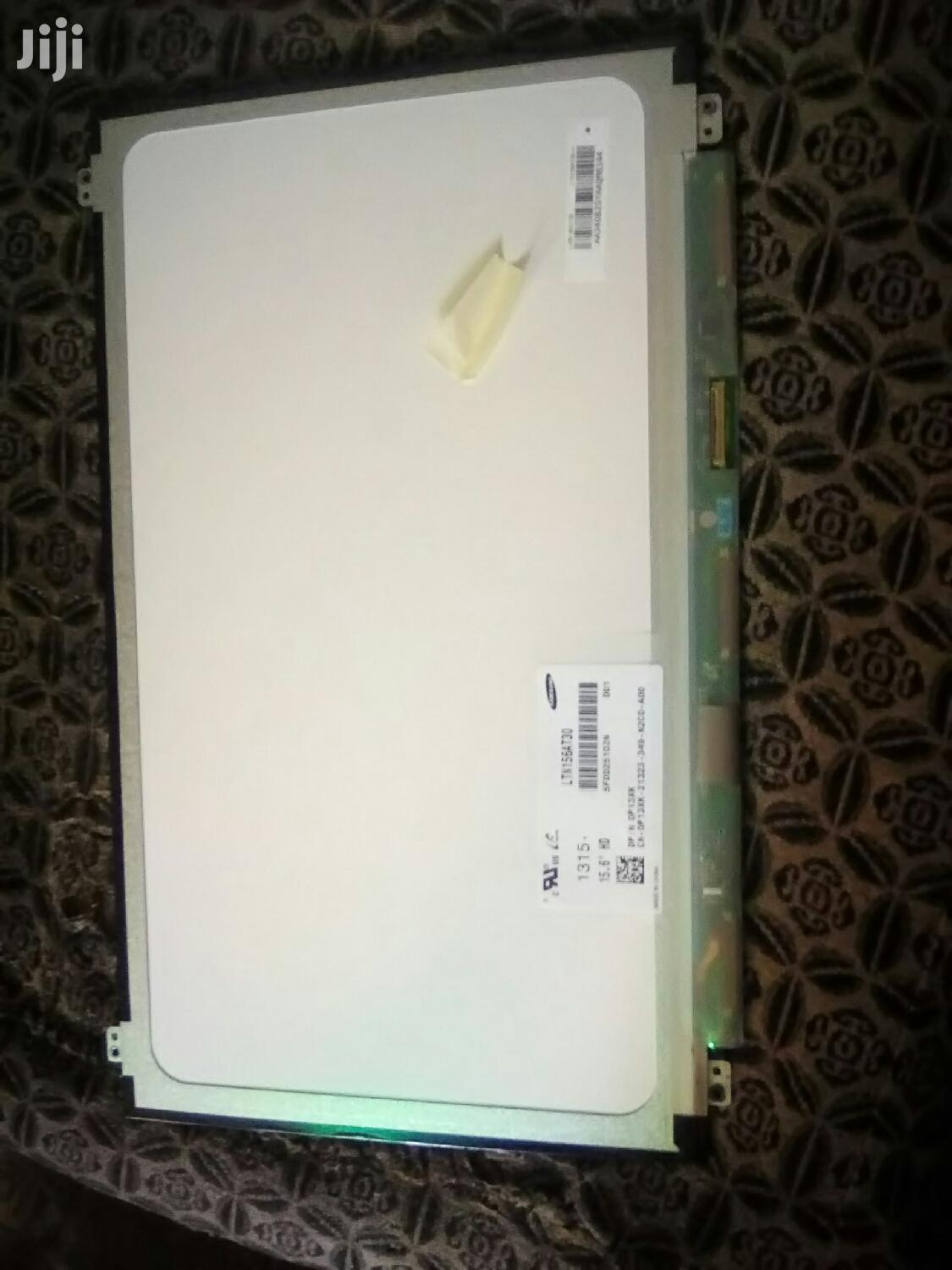 Archive: Slidly Used 15.6 Superslim Laptop Screen For Sale