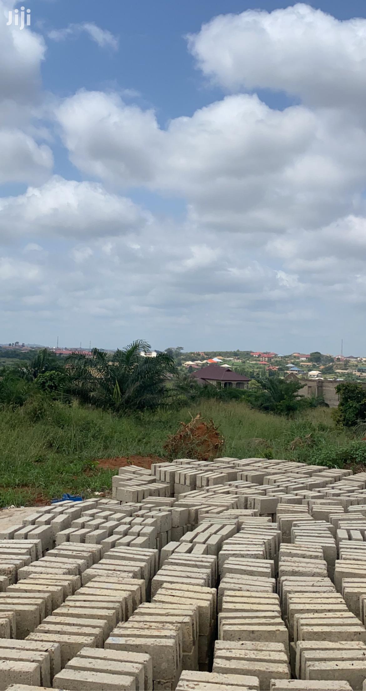 Affordable Leased Land at Ahenema Kokoben New Site .