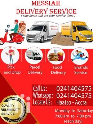 Messiah Delivery Service | Other Services for sale in Greater Accra, Madina