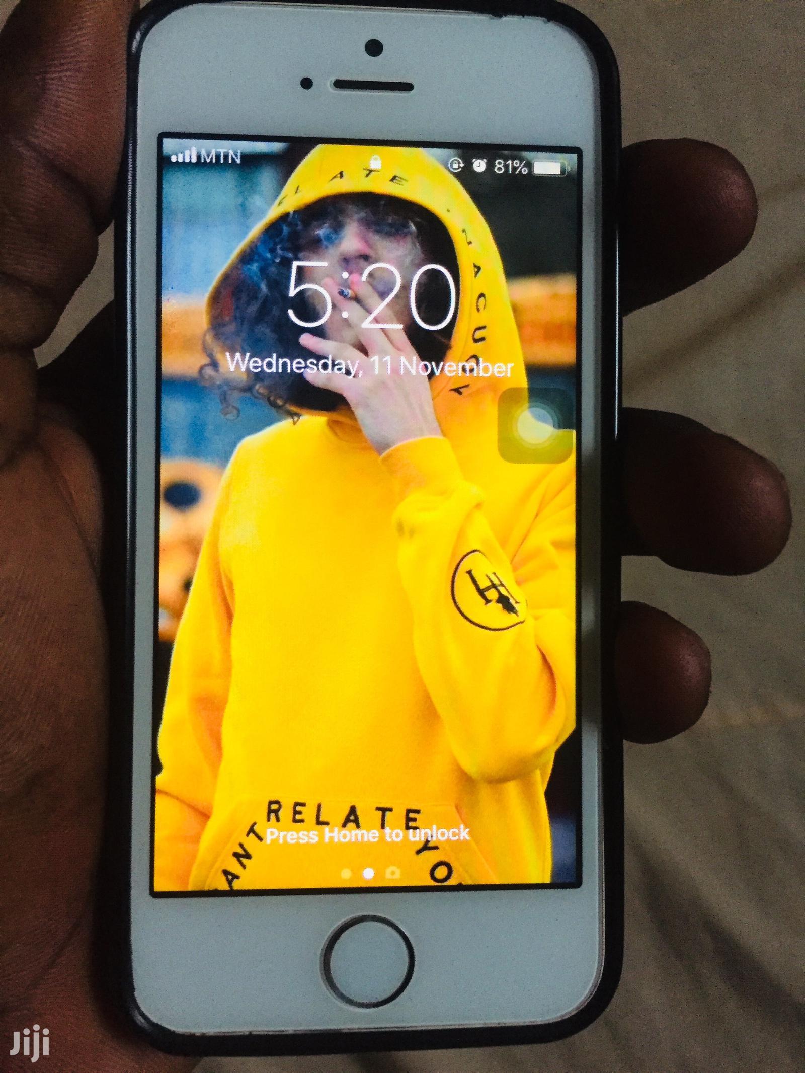 Archive: Apple iPhone 5s 32 GB Gray