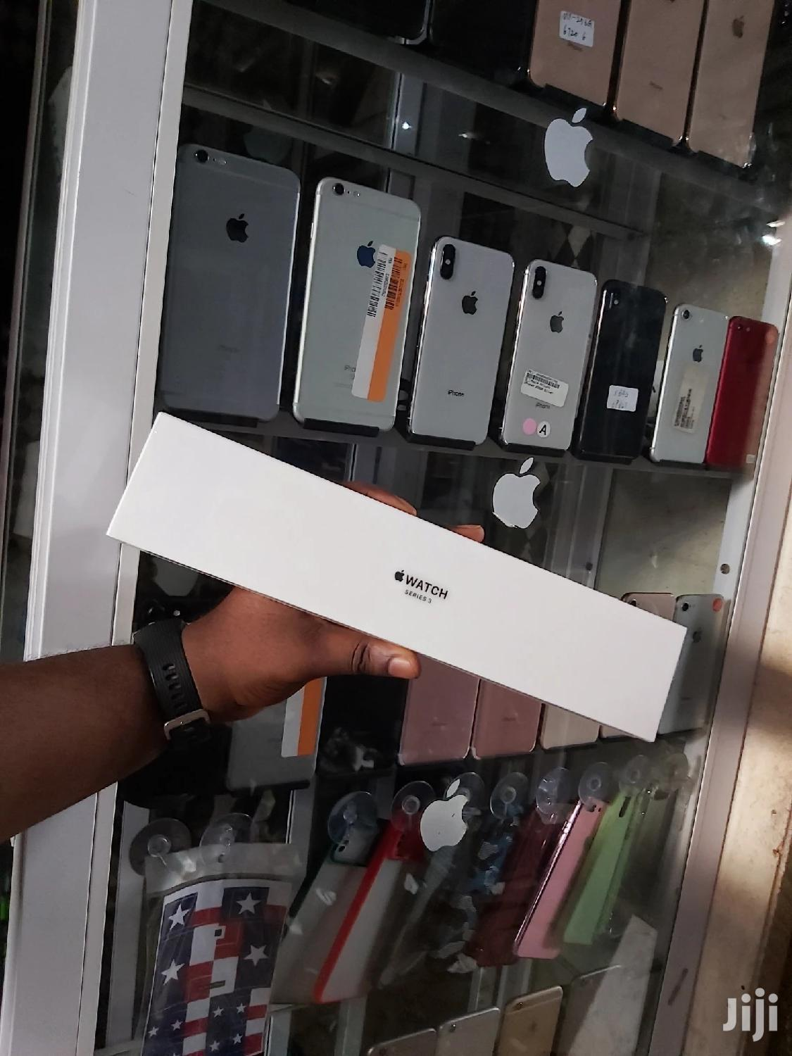 Archive: Apple Watch Series 3 GPS Only 42MM Brand New Sealed Inbox