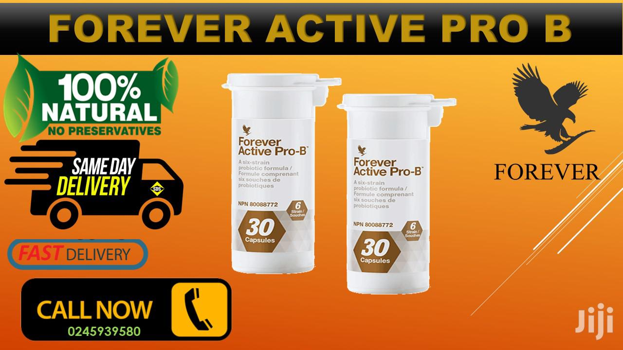 Archive: Forever Active Pro-B in Ho