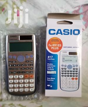 Original Casio Fx-991es Plus Calculator   Stationery for sale in Greater Accra, Dansoman