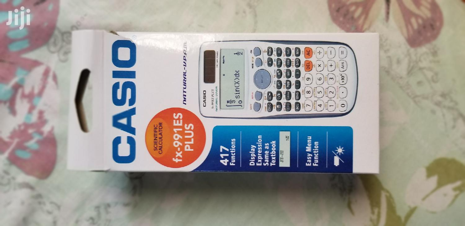Original Casio Fx-991es Plus Calculator | Stationery for sale in Dansoman, Greater Accra, Ghana