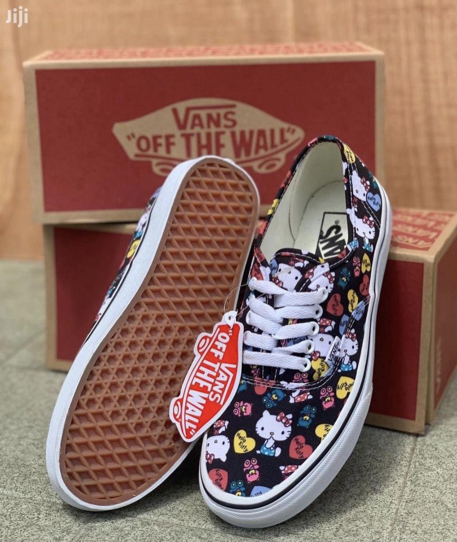 Archive: Off the Wall Vans