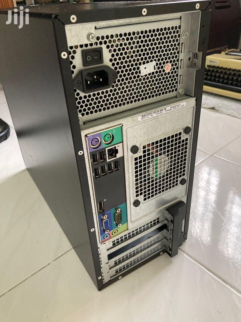 Desktop Computer Dell 4GB Intel Core i3 HDD 500GB | Laptops & Computers for sale in Agbogbloshie, Greater Accra, Ghana