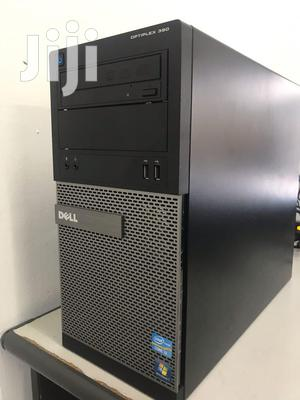 Desktop Computer Dell 4GB Intel Core i3 HDD 500GB   Laptops & Computers for sale in Greater Accra, Agbogbloshie