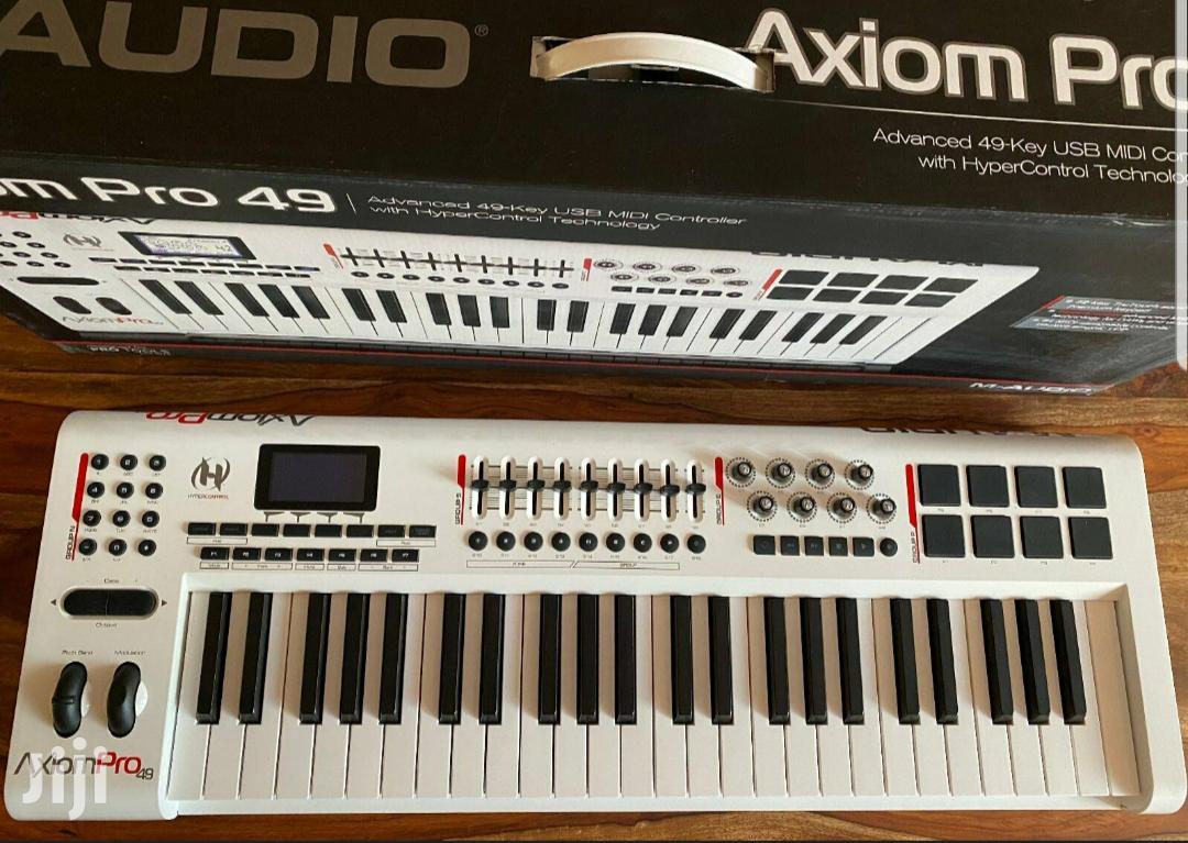 M-Audio Axiom Pro 49 Midi Keyboard