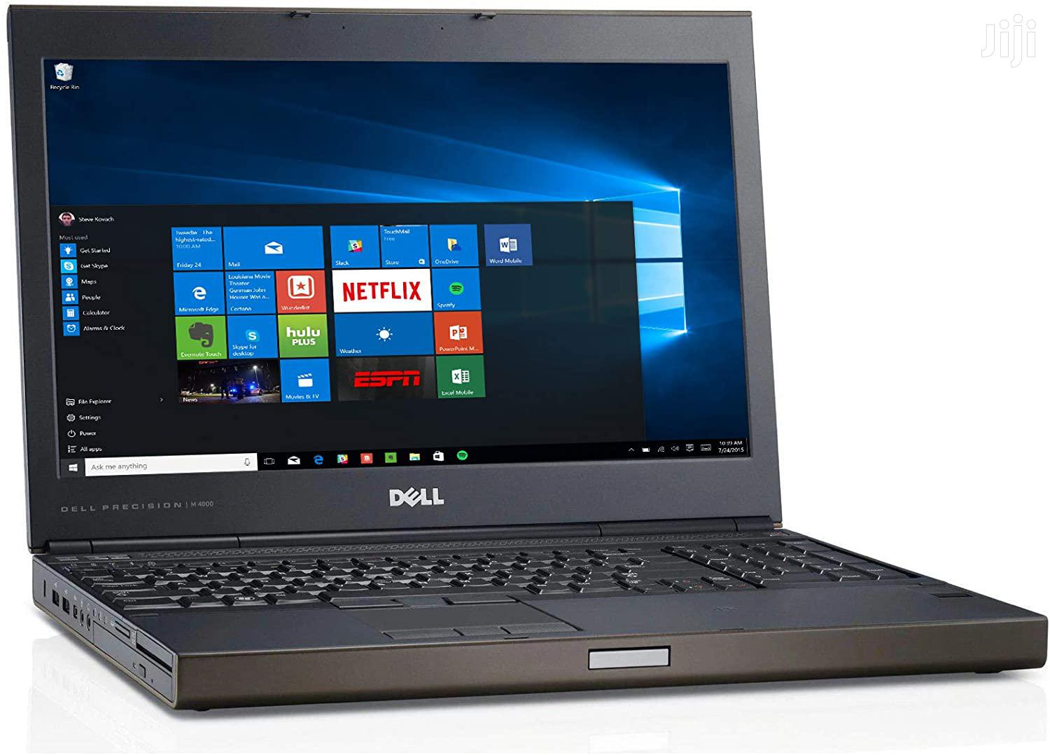 Archive: Laptop Dell Precision M4800 16GB Intel Core I7 SSHD (Hybrid) 1T