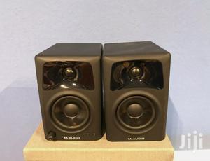 M-Audio AV42 Studio Monitor   Audio & Music Equipment for sale in Greater Accra, Alajo