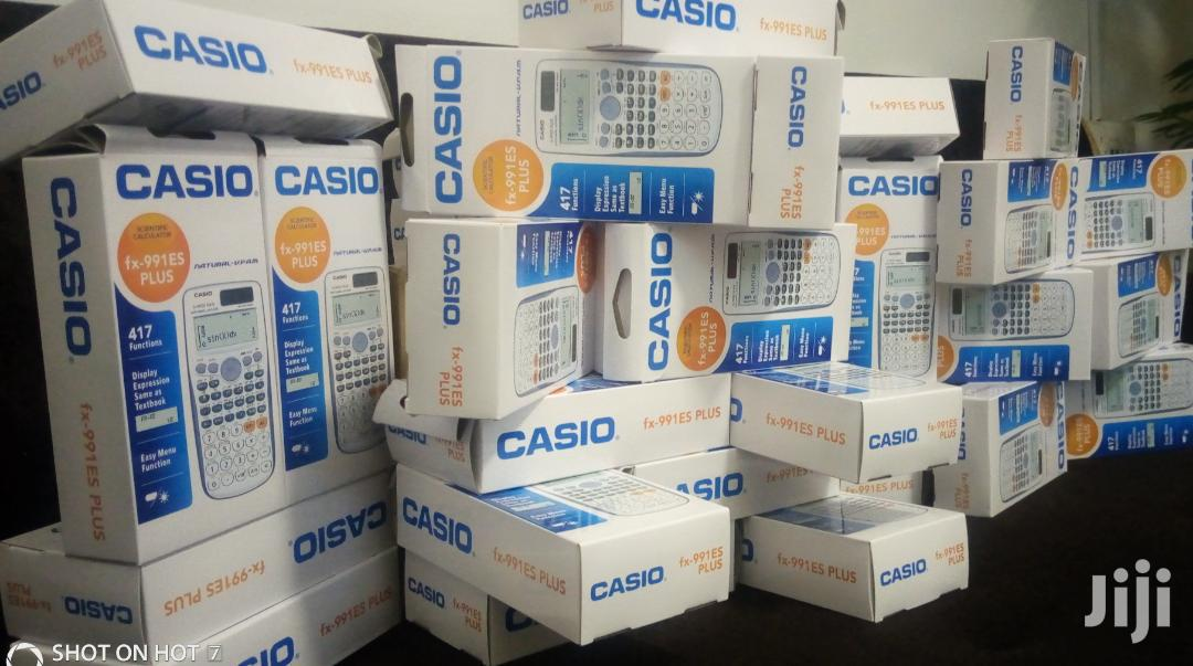 Wholesale Of Original Casio Fx-991es PLUS Calculators | Stationery for sale in Dansoman, Greater Accra, Ghana