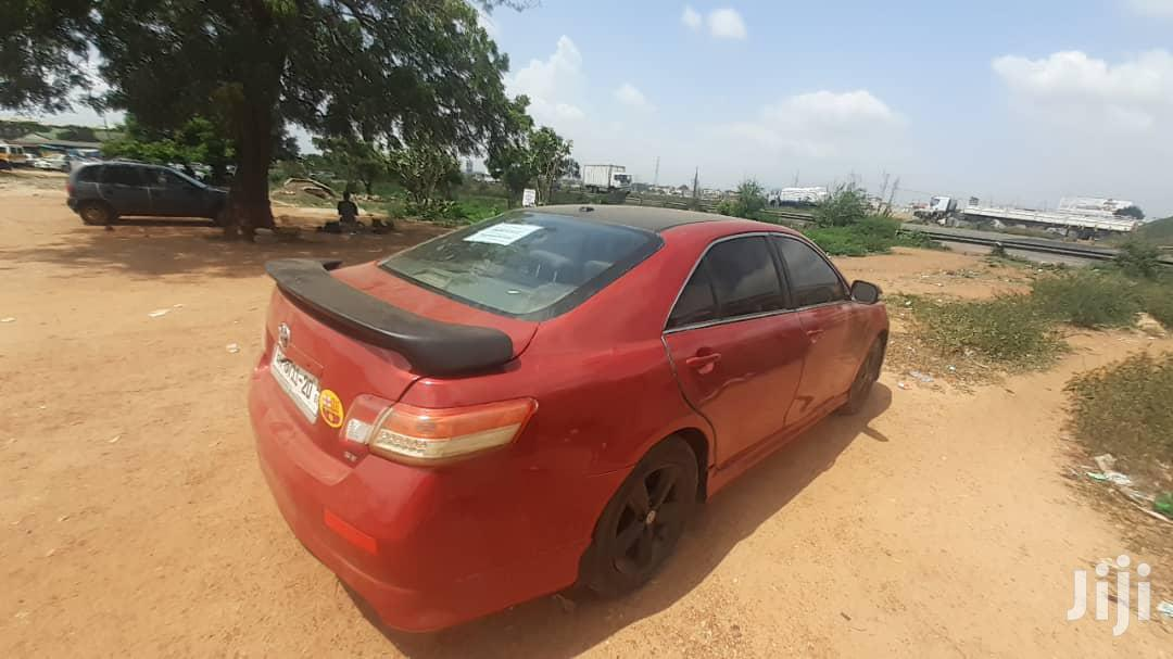 Toyota Camry 2010 Hybrid Red | Cars for sale in Tema Metropolitan, Greater Accra, Ghana