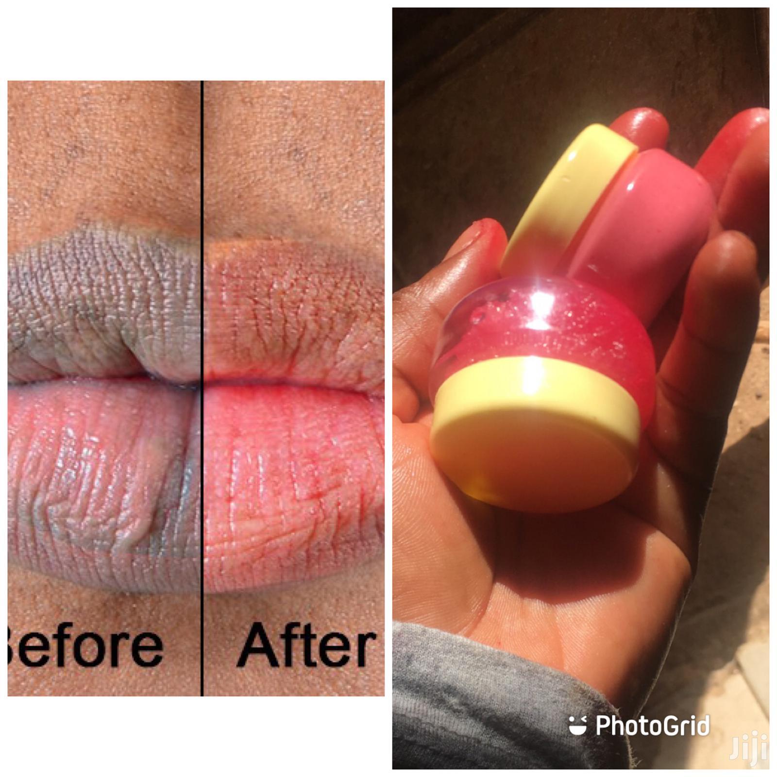 Permanent Pink Lips Balm