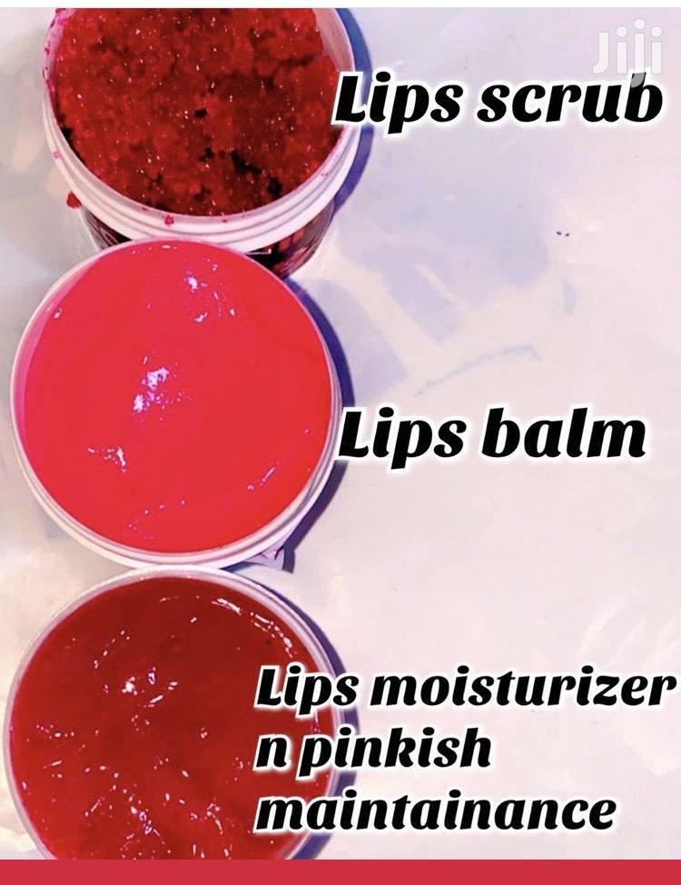 Archive: Magic Pink Lips Balm