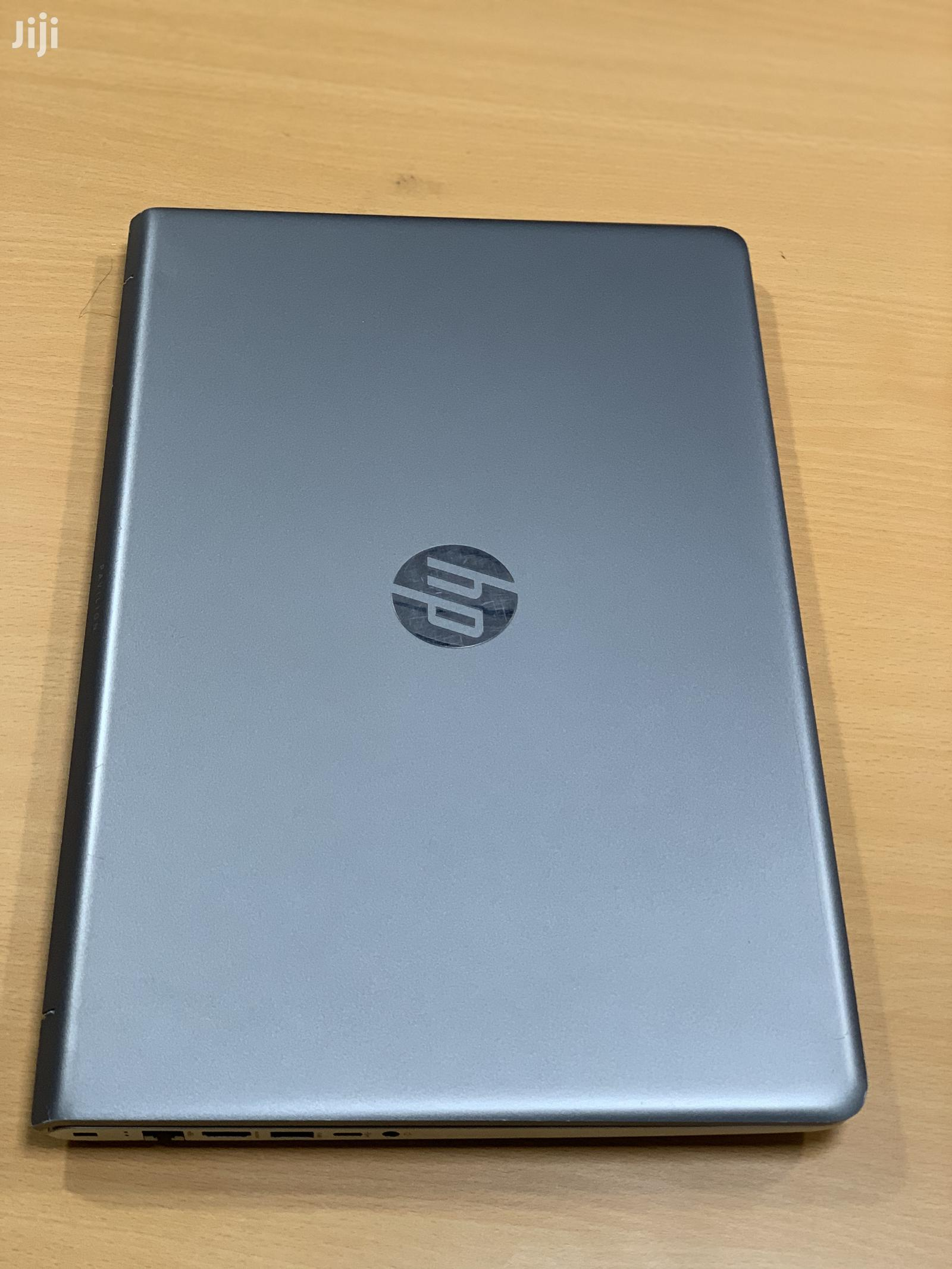 Archive: Laptop HP Pavilion 15 8GB Intel Core I7 1T