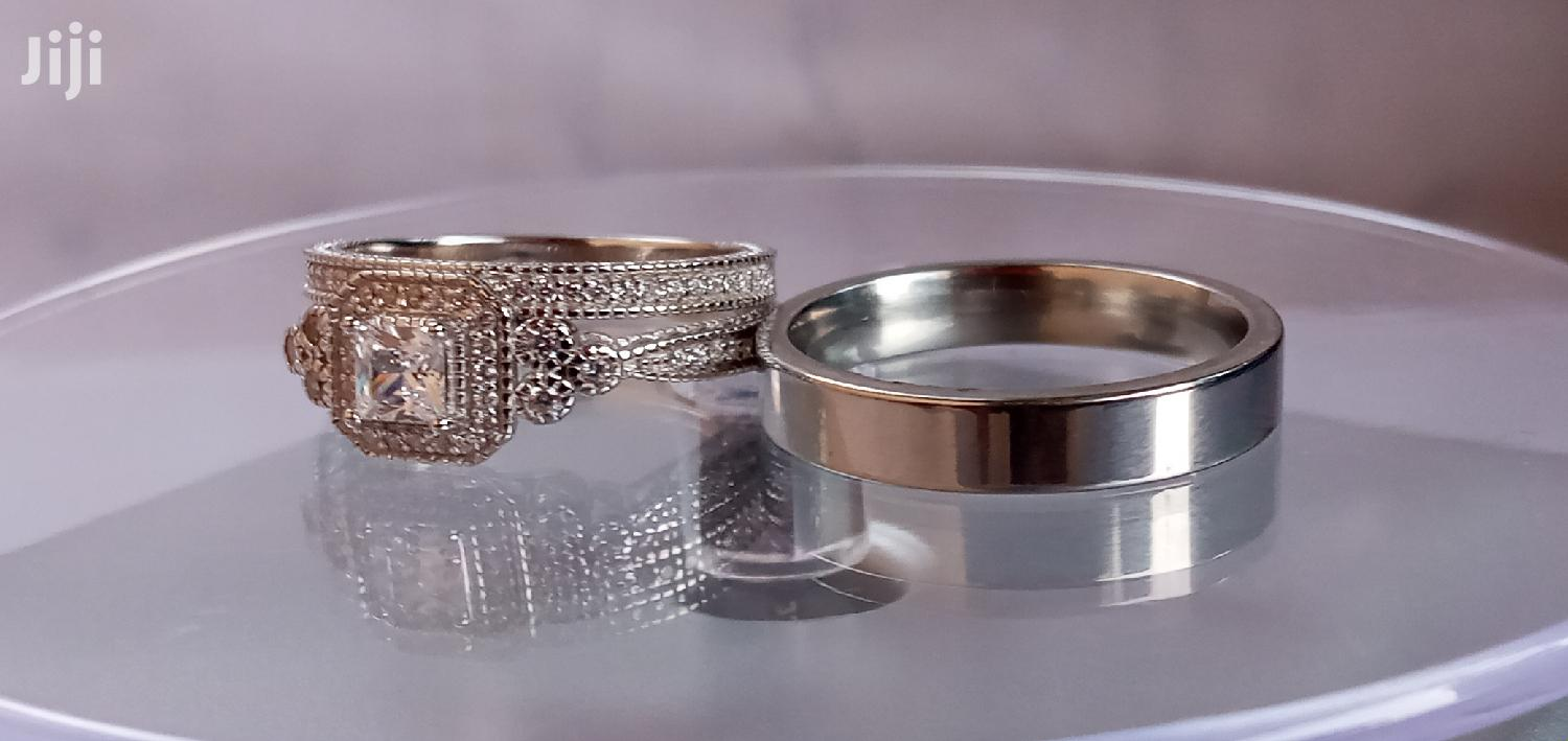 Quality Promise/Engagement/Wedding Rings