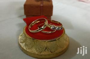 Quality Gold Dust Rings Set | Wedding Wear & Accessories for sale in Ashanti, Kumasi Metropolitan