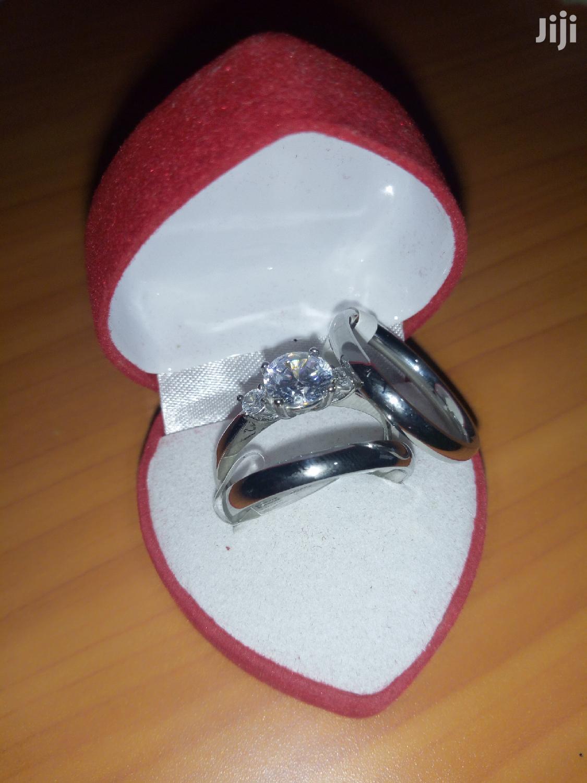 Archive: 3 Set Platinum Wedding Ring