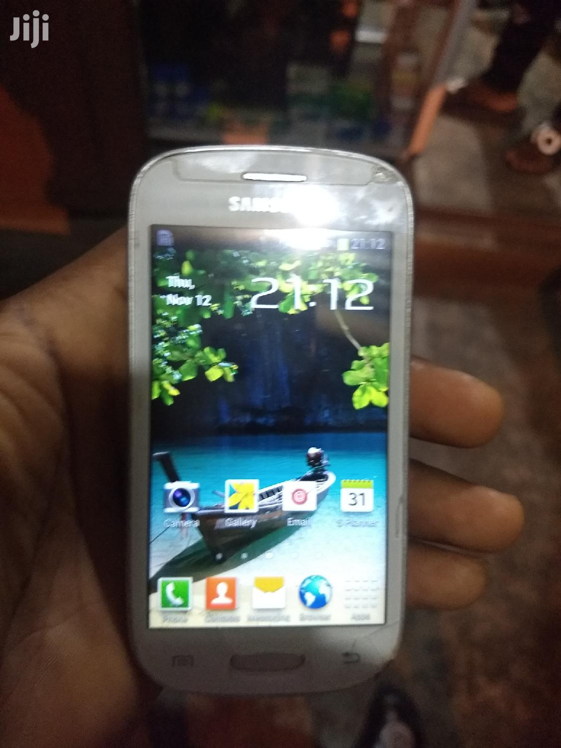 Archive: Samsung S5780 Wave 578 White