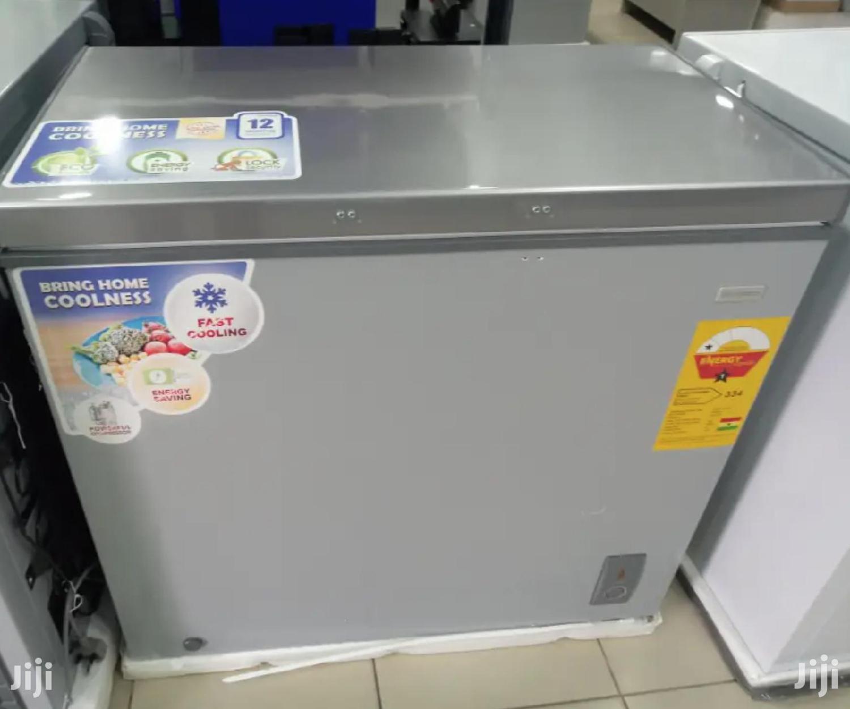 Archive: Brand New Nasco Chest Freezer Nas-210