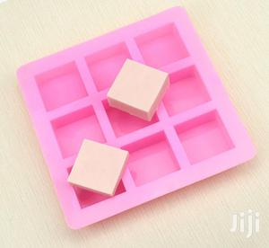 9 Cavities Square Soap Mould   Manufacturing Materials for sale in Greater Accra, Ga South Municipal