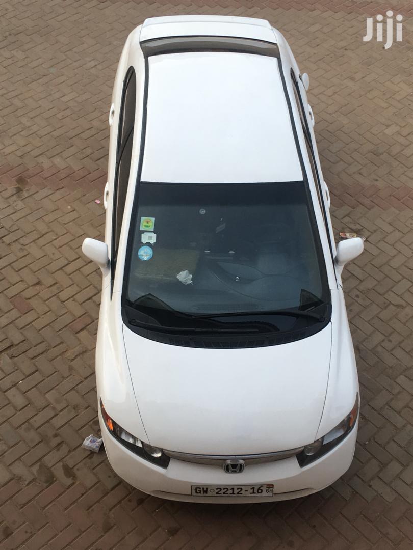 Archive: Honda Civic 2008 1.6i ES Automatic White