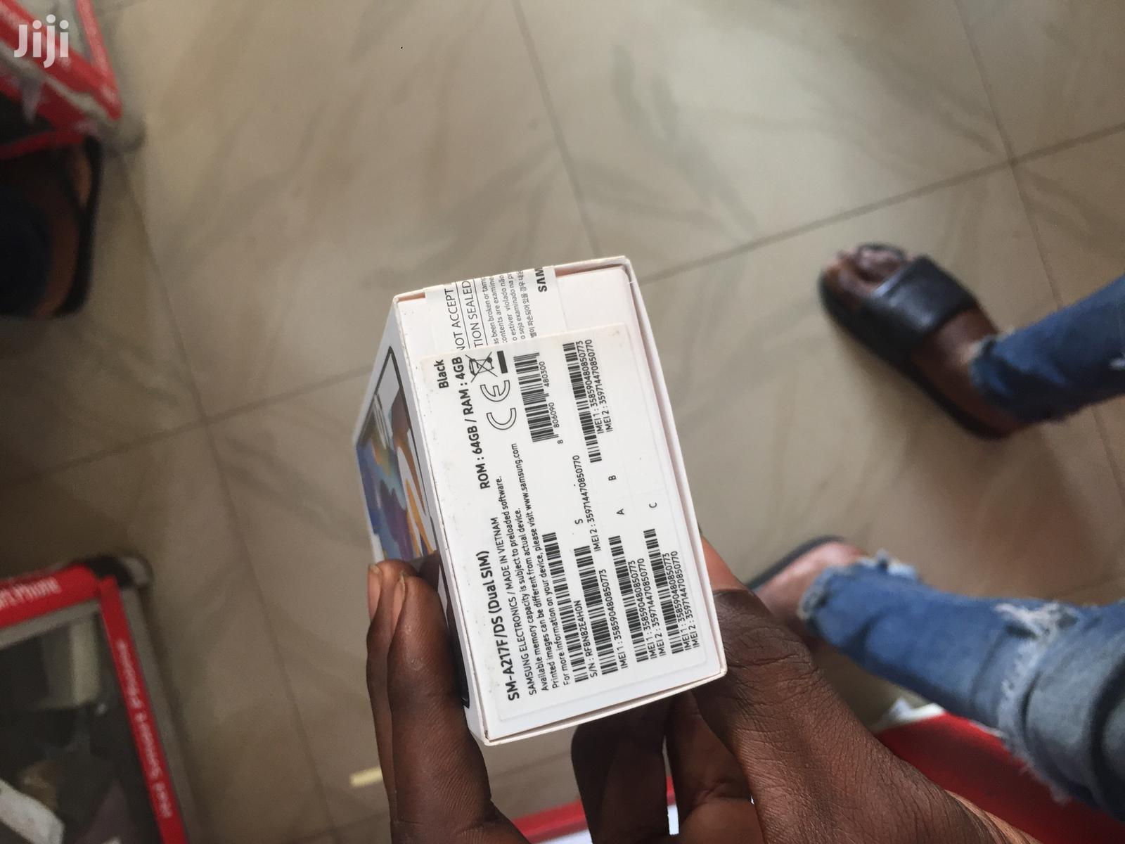 New Samsung Galaxy A21s 64 GB Black   Mobile Phones for sale in Achimota, Greater Accra, Ghana