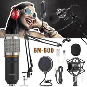 Pro Condenser Microphone For Recording, Studio, Broadcasting | Audio & Music Equipment for sale in Greater Accra, Accra Metropolitan