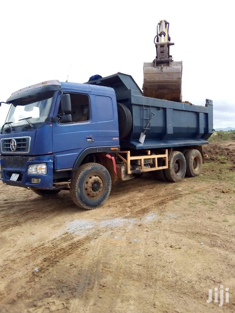 Archive: Benz Tipper Truck for Sale