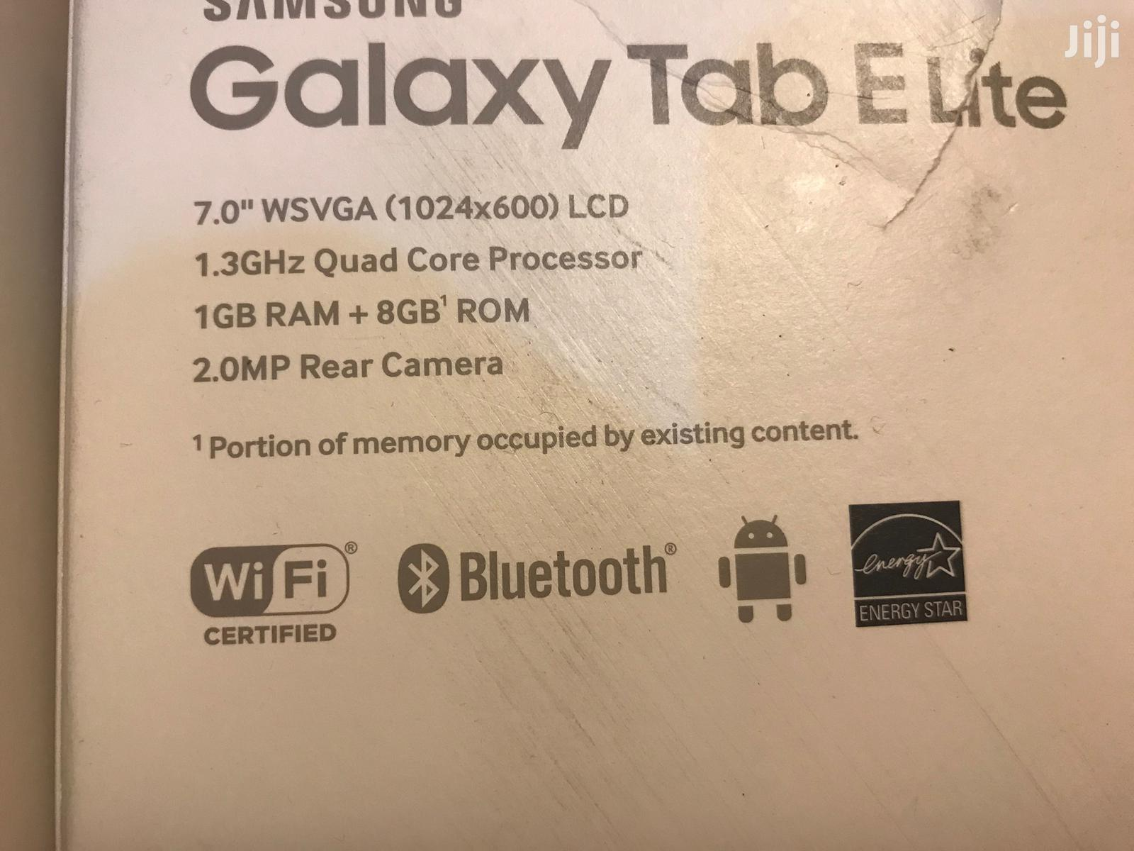 New Samsung Galaxy Tab Active3 LTE 8 GB White | Tablets for sale in Adenta Municipal, Greater Accra, Ghana