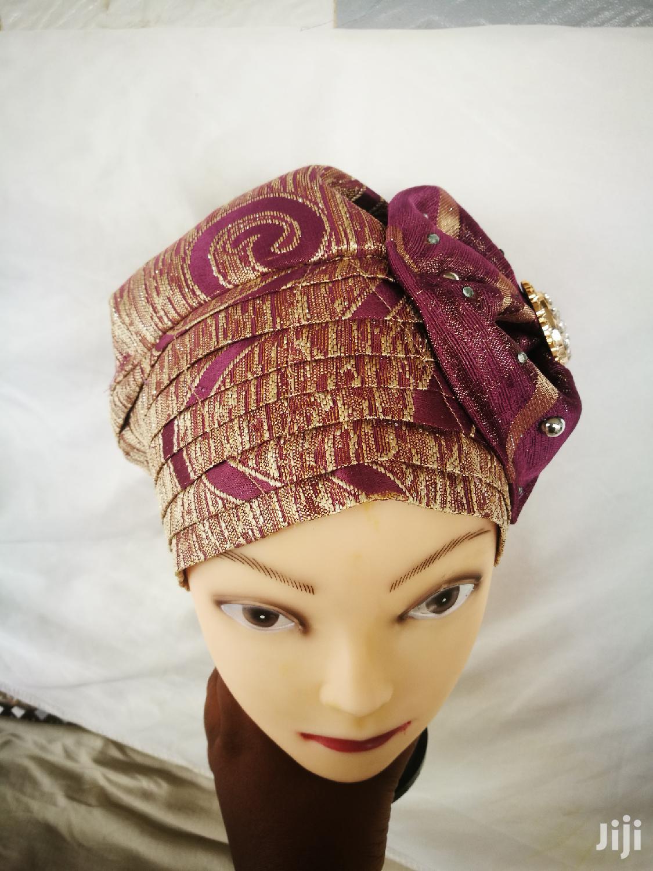 Archive: Beautiful Ladies Headgear