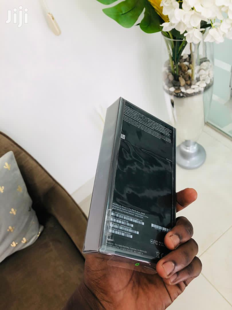 New Apple iPhone 12 Pro 256GB Blue | Mobile Phones for sale in Tema Metropolitan, Greater Accra, Ghana