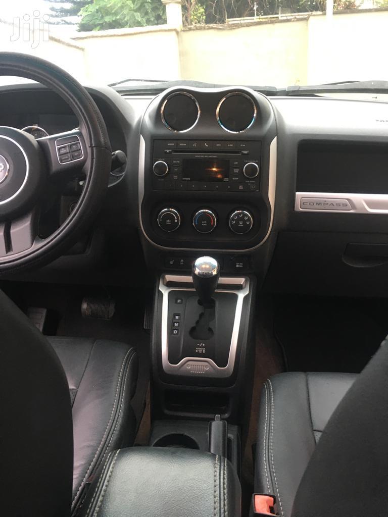 Archive: Jeep Compass 2014 Black