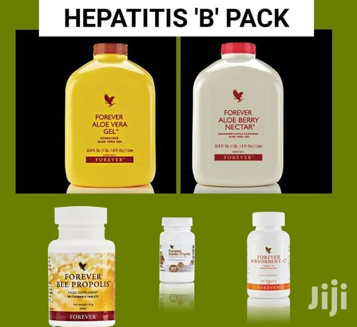 Proven Natural Solution For Hepatitis B