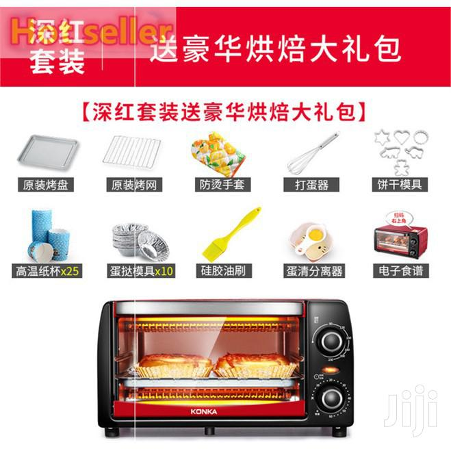 Archive: Electric Oven Toaster Cooker Oven / KAO 12LSET