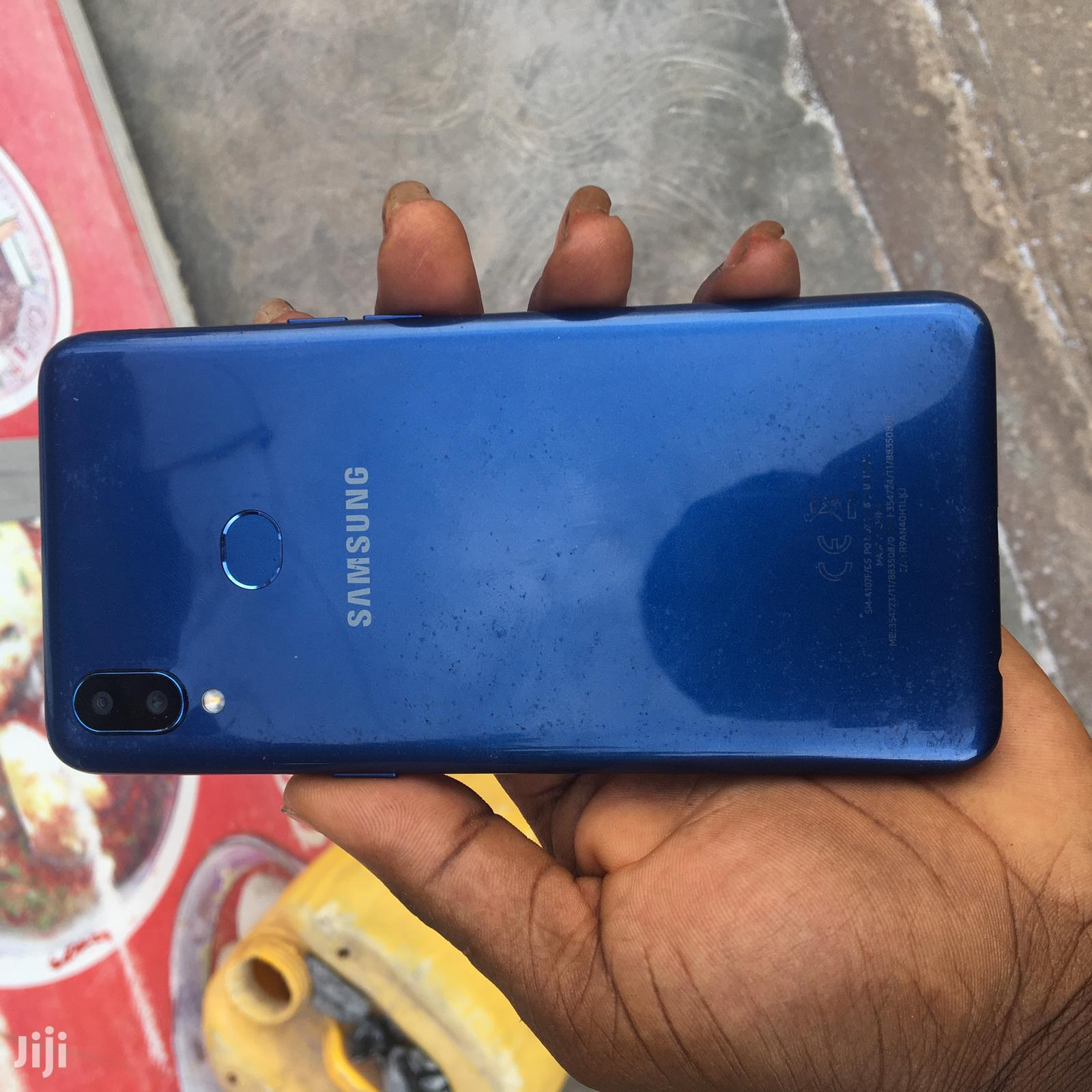 Samsung Galaxy A10s 32 GB Blue | Mobile Phones for sale in Ga South Municipal, Greater Accra, Ghana