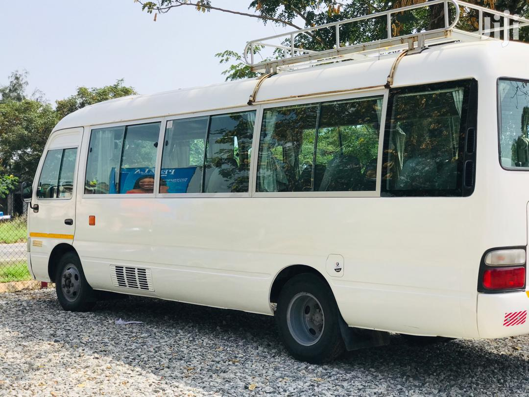 Toyota Coaster 2016 White | Buses & Microbuses for sale in Accra Metropolitan, Greater Accra, Ghana