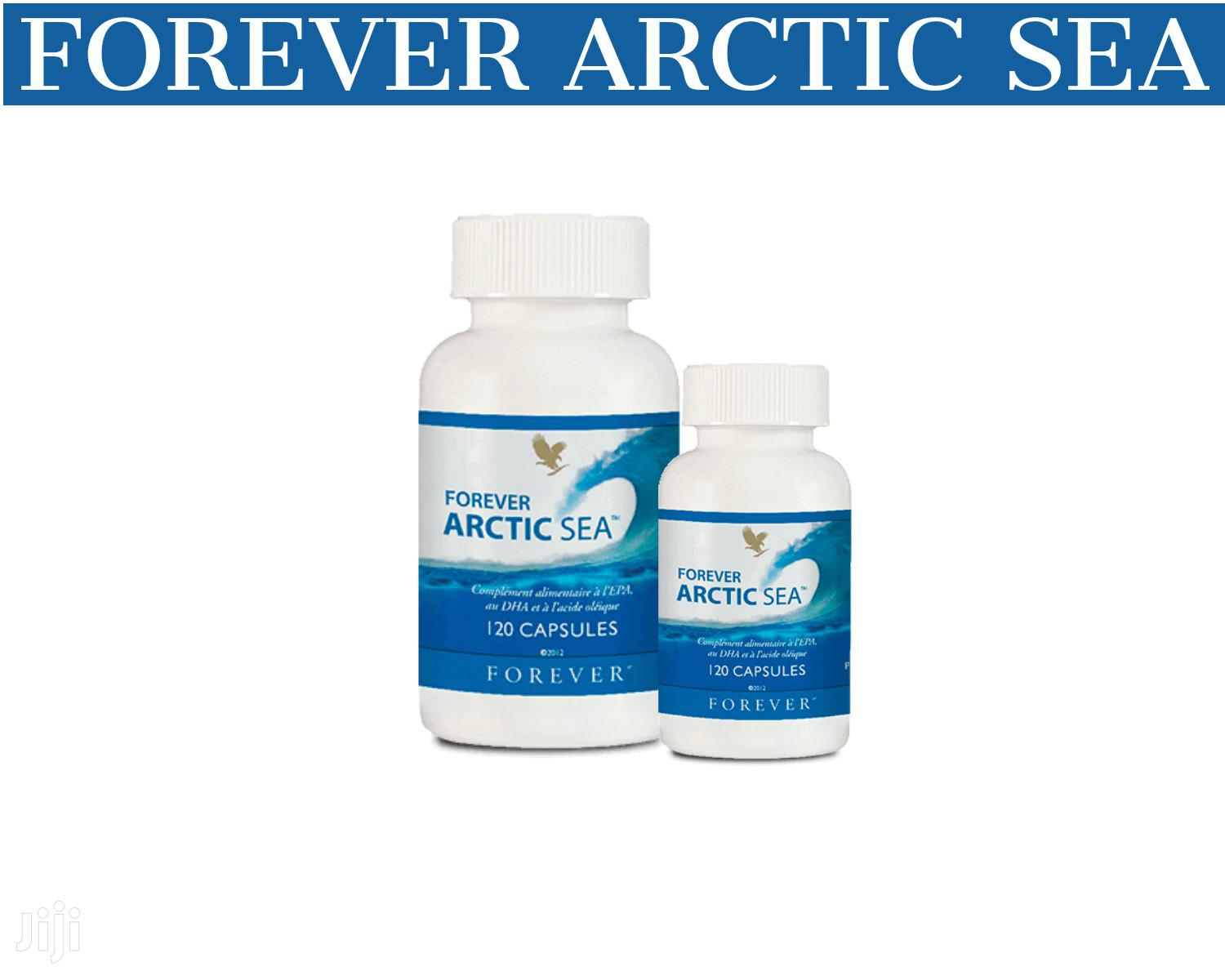 Natural Source Of Omega 3 - Forever Artic Sea