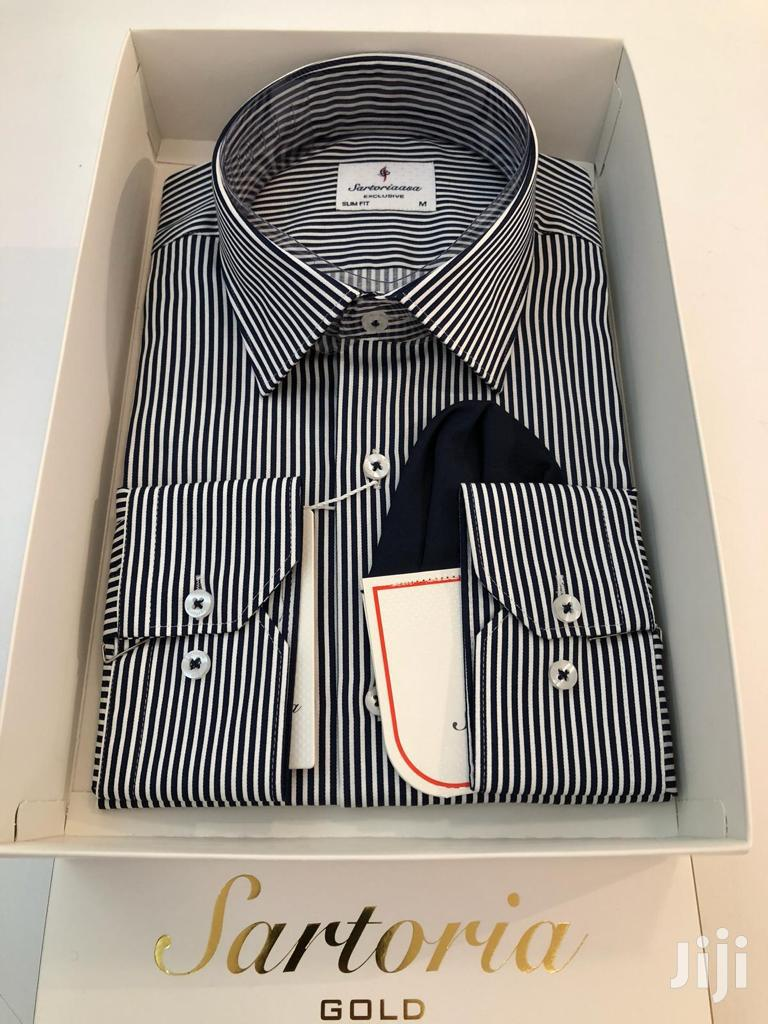 Long Sleeve Slim Fit   Clothing for sale in Accra Metropolitan, Greater Accra, Ghana