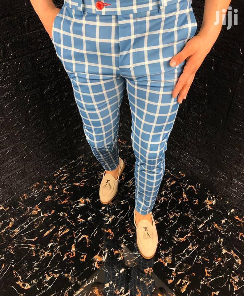 Skinny Slim Fit Trousers
